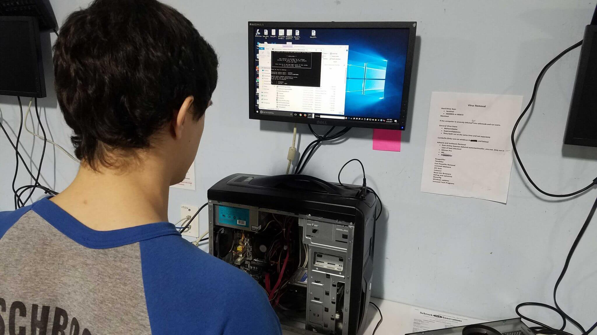 maintenance chackup, computer omaha, computer repair