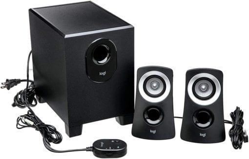 Logi Speakers Full Set