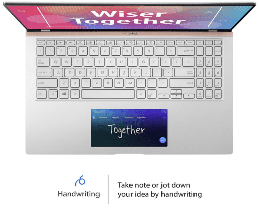 Schrock 2020 Holiday Special Laptop Handwriting Touchpad